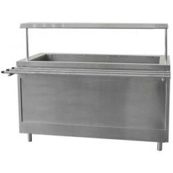 Прилавок холодильный открытый ПВ(Н)О - 1(2)  1200