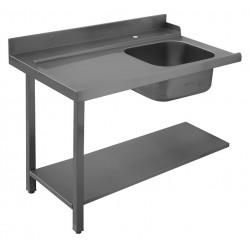 Стол для грязной посуды ELETTROBAR 75456