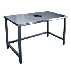 Стол для сбора отходов VIATTO СРО-2/600-ЮТ