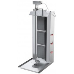 Аппарат для шаурмы АТЕСИ Шаурма-3 М (газовая) эл.привод
