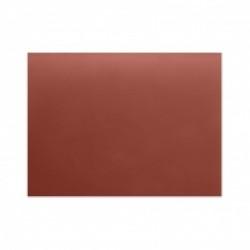 Доска разделочная 400х300х12 коричневая полипропил