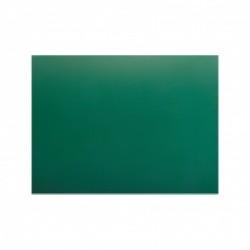 Доска разделочная 400х300х12 зеленая полипропилен
