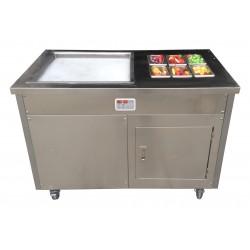 Фризер для жареного мороженого VIATTO CB1+6S