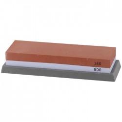 Камень точильный комбинированный 240/800