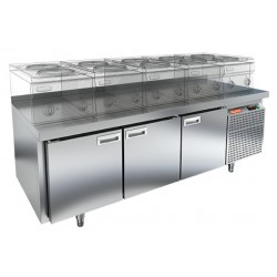Морозильный стол HiCold GN 111/BT LT