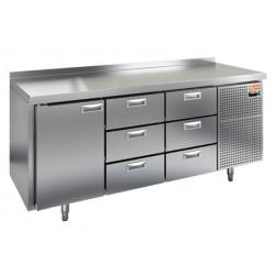 Морозильный стол HiCold GN 133/BT