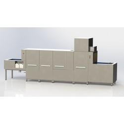 Посудомоечная машина конвейерного типа Гродно МПС-1600-Л-С