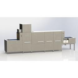 Посудомоечная машина конвейерного типа Гродно МПС-1600-ПР-С