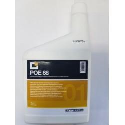 Масло синтетическое POE 68 1л Errecom OL6016.K.P2