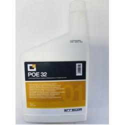 Масло синтетическое POE 32 1л Errecom OL6012.K.P2