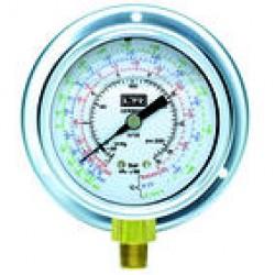 Манометр глицериновый MG6H15 низкого давления LTR MG6H15SA14U...L