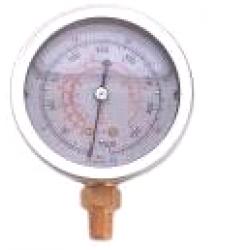 Манометр глицериновый RG500GL высокого давления ShineYear RG-500GL-134/RG-500GL-404
