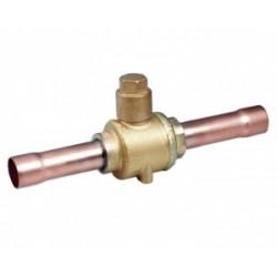 Вентиль шаровой SBV(M)-A2YHSY-1-S (ZBC-6s 1/4) SANHUA SBV-13002