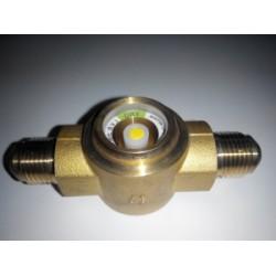 Стекло смотровое SYJ-A02120-000 (3/4) SANHUA SYJ-42014