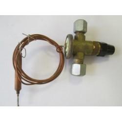 12 Терморегулирующий вентиль - 1,0 Ивинторг