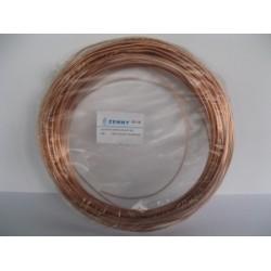 Трубка капиллярная 2.3 х 1.07 мм (1.25кг) 40 метров ZENNY