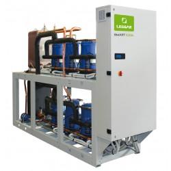 Чиллеры с водяным охлаждением конденсатора со спиральными компрессорами (до 1065 кВт) LUC-SCAW212C6
