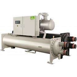 Чиллеры винтовые с водяным охлаждением конденсатора LUC-SSAW340CXF