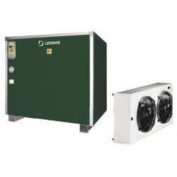 Чиллеры с выносным воздушным конденсатором со спиральными компрессорами (до 41 кВт) LUC-RAK.A01 C1m