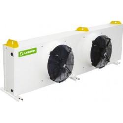 Воздушные конденсаторы микроканальные с осевыми вентиляторами или с ЕС-вентиляторами LUE-TMK