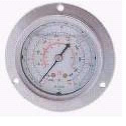 Манометр глицериновый CH-134GL-500 высокого давления ZENNY