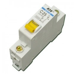 Автомат выключатель 1-п. ВА 10 ABB ВА 21-29 (1200)