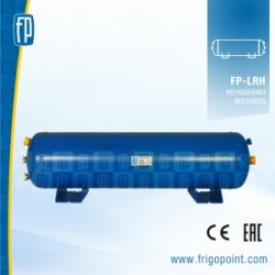 Ресивер горизонтальный FP-LRH-200.0H K1 ФРИГОПОИНТ