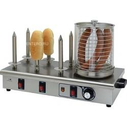 Аппарат для хот-догов Hurakan HKN-Y06