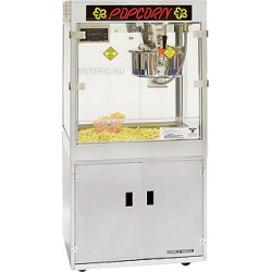 Аппарат для попкорна Gold Medal Spartan 52oz соль / сахар