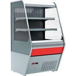 Горка холодильная Carboma 1260/700 ВХСп-0,7 (стеклопакет)