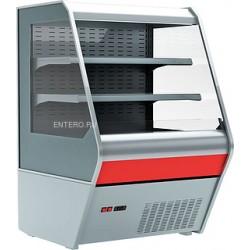 Горка холодильная Carboma 1260/700 ВХСп-1,0 (стеклопакет)