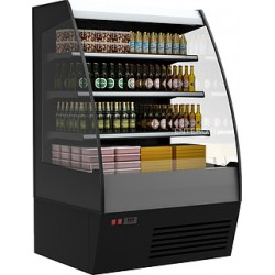 Горка холодильная Carboma 1600/875 ВХСп-1,0 (стеклопакет)