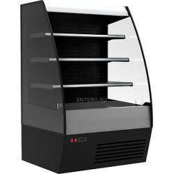 Горка холодильная Carboma 1600/875 ВХСп-1,0 (тонир. стеклопакет)