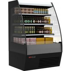 Горка холодильная Carboma 1600/875 ВХСп-1,3 (стеклопакет)