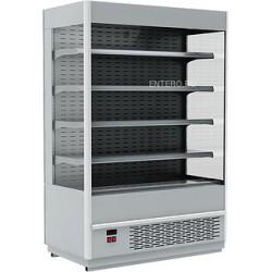 Горка холодильная Carboma Сube 1930/710 ВХСп-1,0 INOX