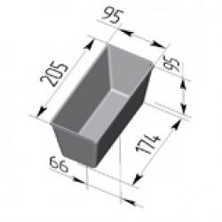 Хлебная форма Л10-2