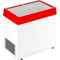 Ларь морозильный Frostor F 300 C красный