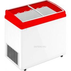 Ларь морозильный Frostor F 300 E красный