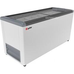 Ларь морозильный Frostor GELLAR FG 600 C серый