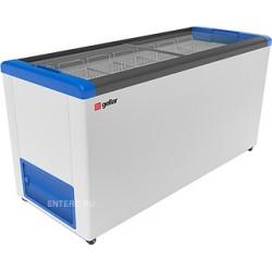 Ларь морозильный Frostor GELLAR FG 600 C синий