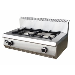 Плита газовая 2-х горелочная настольная Grill Master Ф2ЖТЛПГ