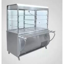 Прилавок-витрина холодильный ПВВ(Н)-70М-С-01-НШ