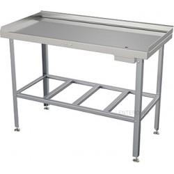 Стол производственный ATESY СМ-С-1200.600-02