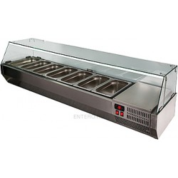 Витрина холодильная Carboma VT3v-G