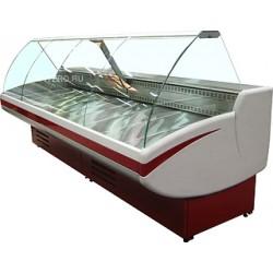 Витрина холодильная Cryspi Gamma-2 1500 встр. холод