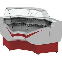 Витрина холодильная Cryspi Gamma-2 IC 90° угол внутр.