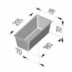 Хлебная форма Л10-4