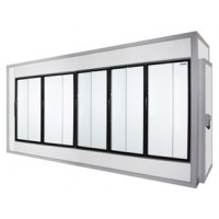 Камера холодильная Polair КХН-10,28 со стеклянным фронтом