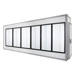 Камера холодильная Polair КХН-12,48 со стеклянным фронтом