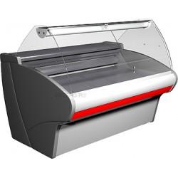 Витрина холодильная Carboma ВХС-1,25 (динамика)